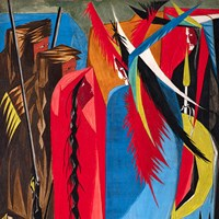 The Met Opened its Doors with Exhibition 'Jacob Lawrence: The American Struggle '