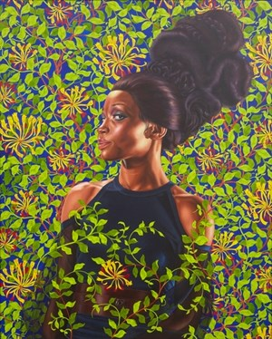"""I try to create a place of disorientation"" - interview with Kehinde Wiley"