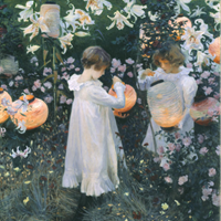 Symbolism in Art: Carnation, Lily, Lily, Rose by John Singer Sargent