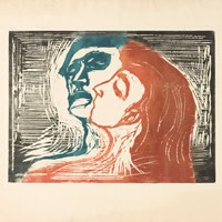 Edvard Munch: Love and Angst, British Museum