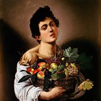 Symbolism of Fruit in Caravaggio's Boy With a Basket