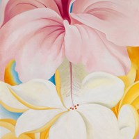 The Symbolism of Flowers in the Art of Georgia O'Keeffe