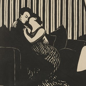 Symbolism of Interiors in Félix Vallotton's Intimacies
