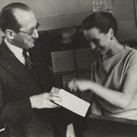 RKD Acquires Previously Unknown Letters, Postcards and Photos by Piet Mondrian