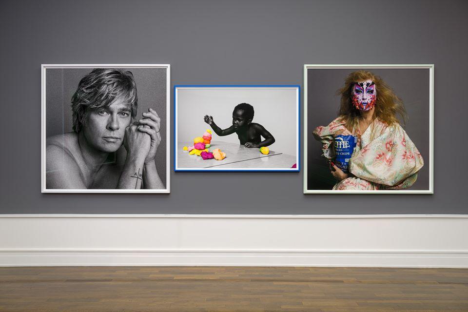 Helmut Newton /'Cyber Woman 2/' Fine art print Various sizes